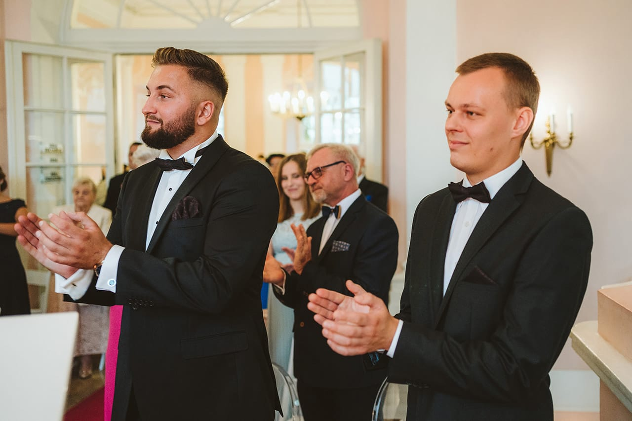 Ślub i Wesele w Zamku Rydzyna 40