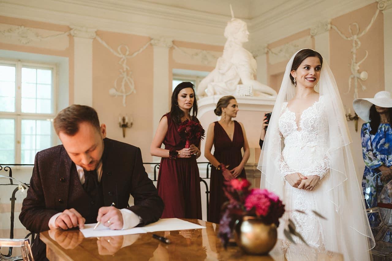Ślub i Wesele w Zamku Rydzyna 42