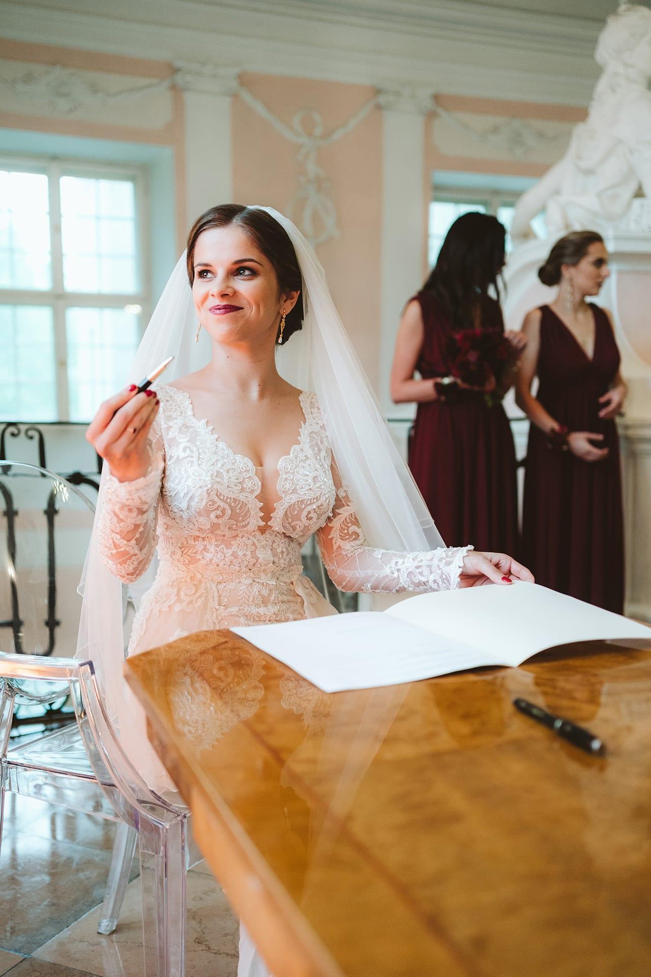 Ślub i Wesele w Zamku Rydzyna 43