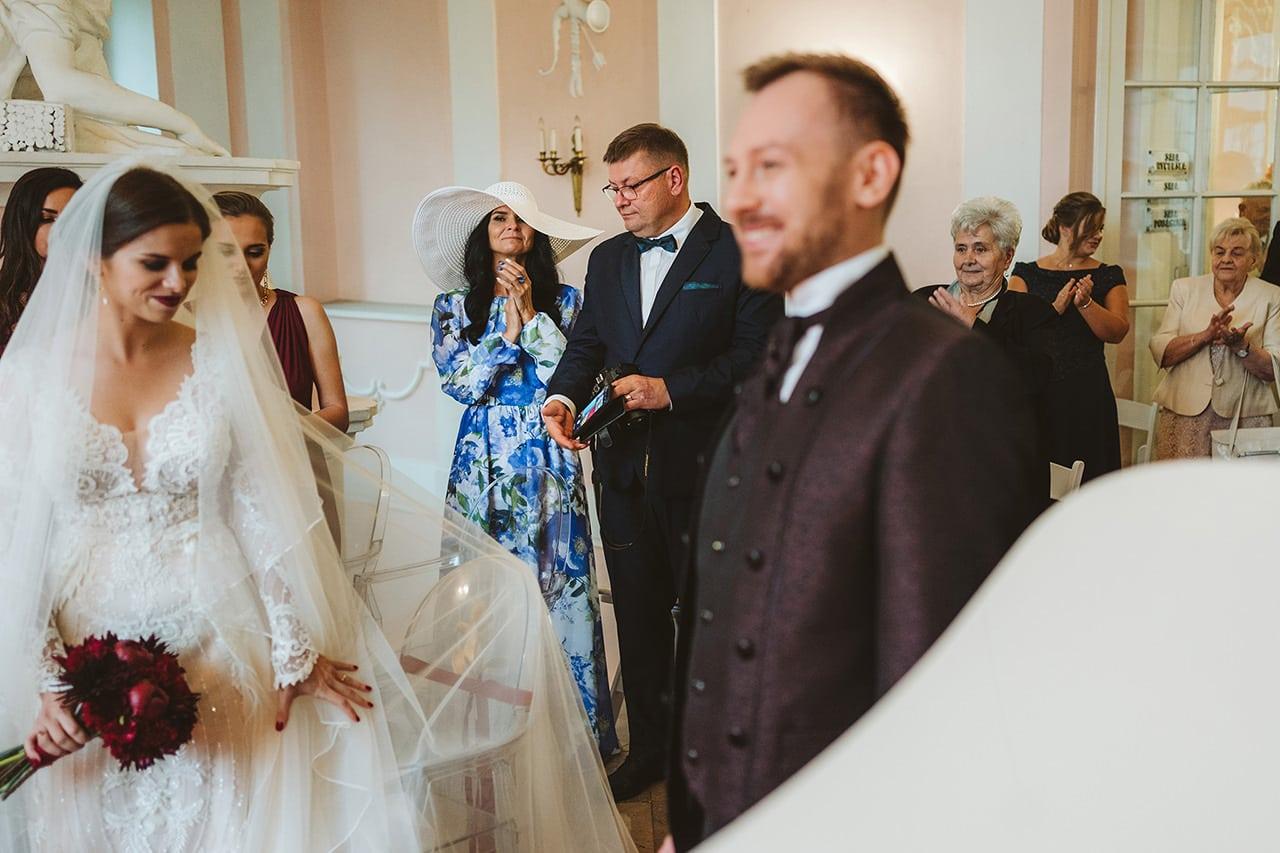 Ślub i Wesele w Zamku Rydzyna 45