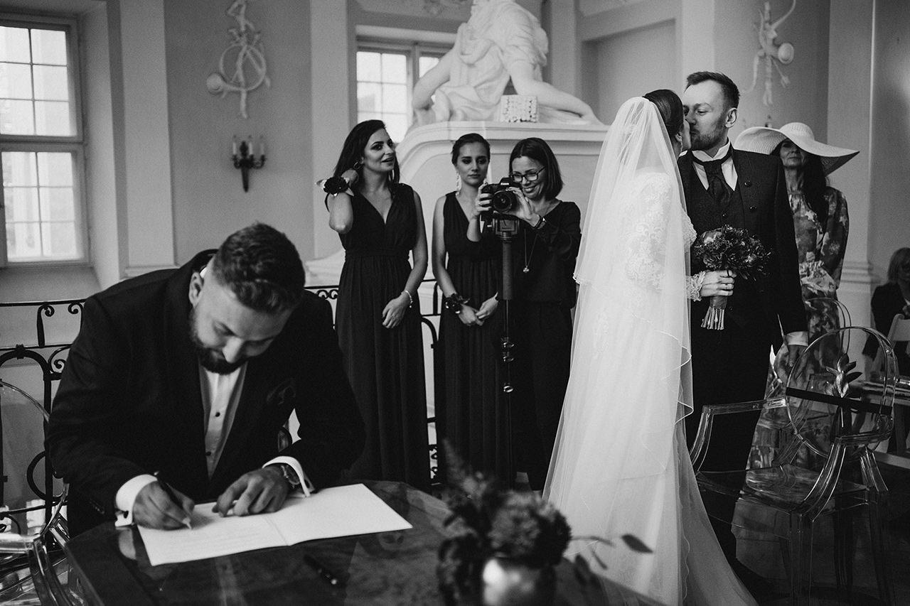 Ślub i Wesele w Zamku Rydzyna 46