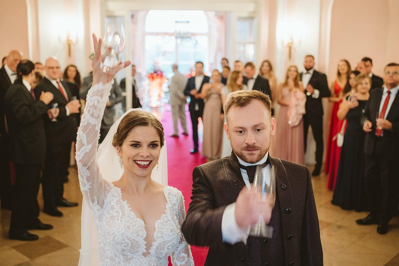 Ślub i Wesele w Zamku Rydzyna 50