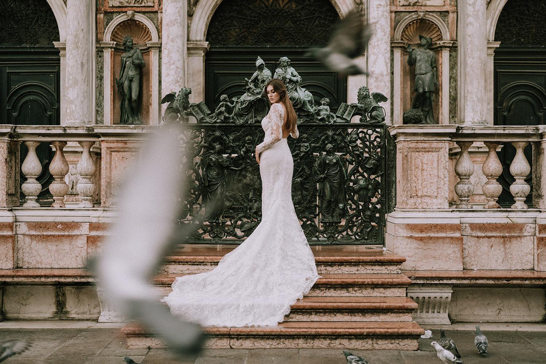 Sesja Ślubna w Wenecji 5