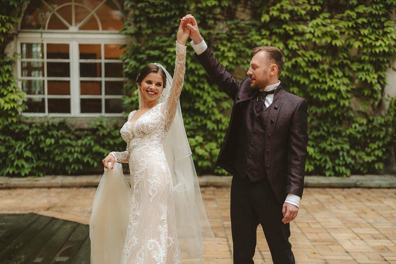 Ślub i Wesele w Zamku Rydzyna 57