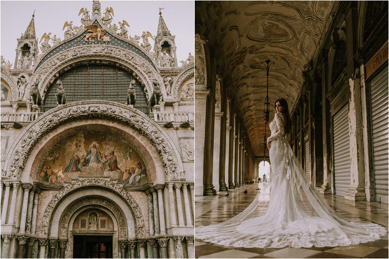 Sesja Ślubna w Wenecji 7