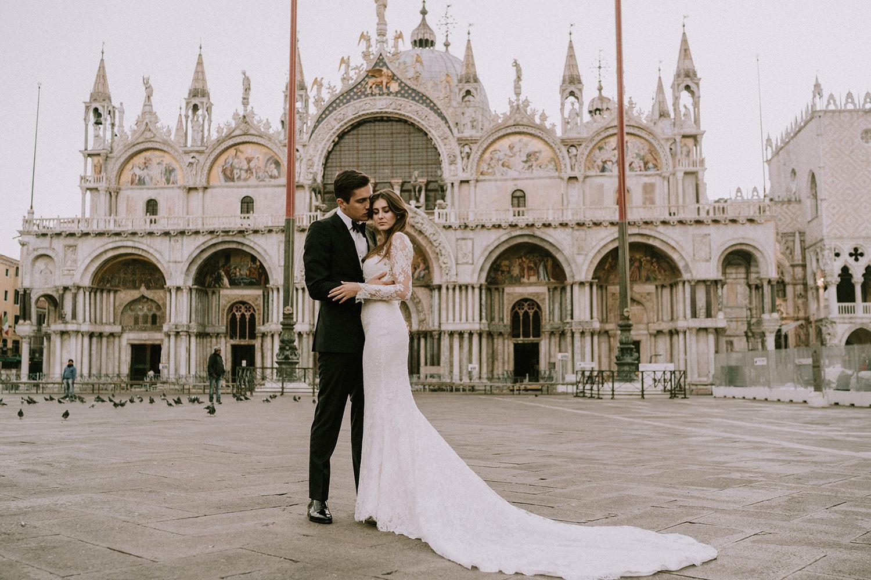 Sesja Ślubna w Wenecji 9