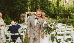 W Sam Las - Ślub i Wesele w plenerze 1
