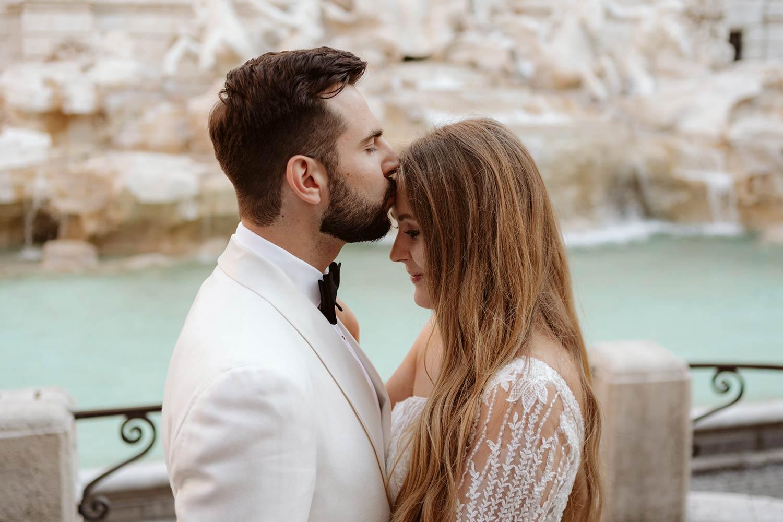 Sesja ślubna w Rzymie 12