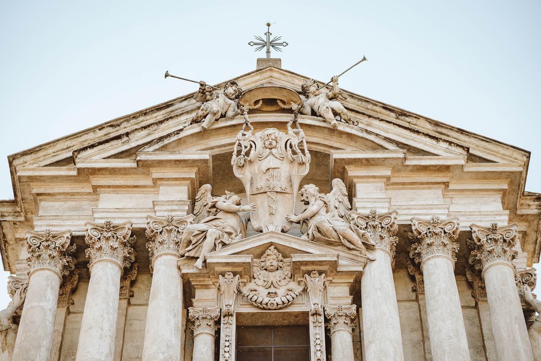 Sesja ślubna w Rzymie 13