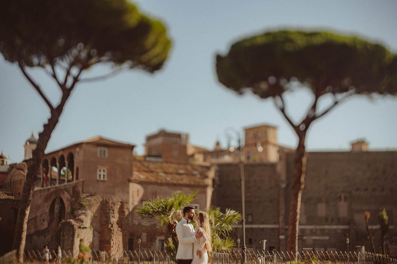 Sesja ślubna w Rzymie 17