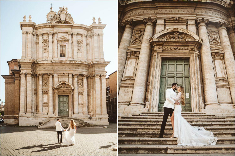 Sesja ślubna w Rzymie 19