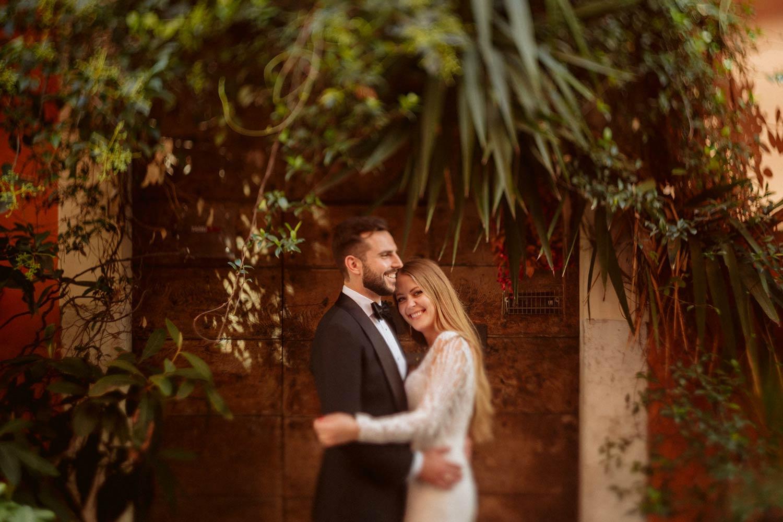 Sesja ślubna w Rzymie 24