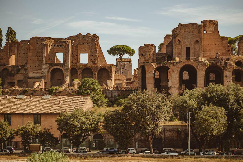 Sesja ślubna w Rzymie 27